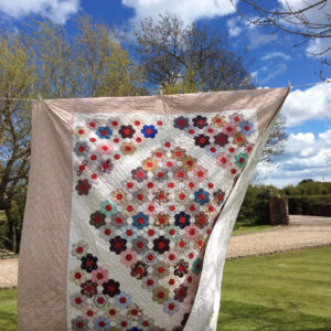 Victorian Antique Quilt